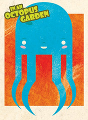 (medialunadegrasa) Tags: garden octopus beatles pulpo juancarlos
