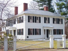 Ralph_Waldo_Emerson_House_(Concord,_MA) by alban_acim