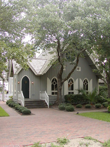 Bald Head Island Village Chapel - Ceremony Sites -