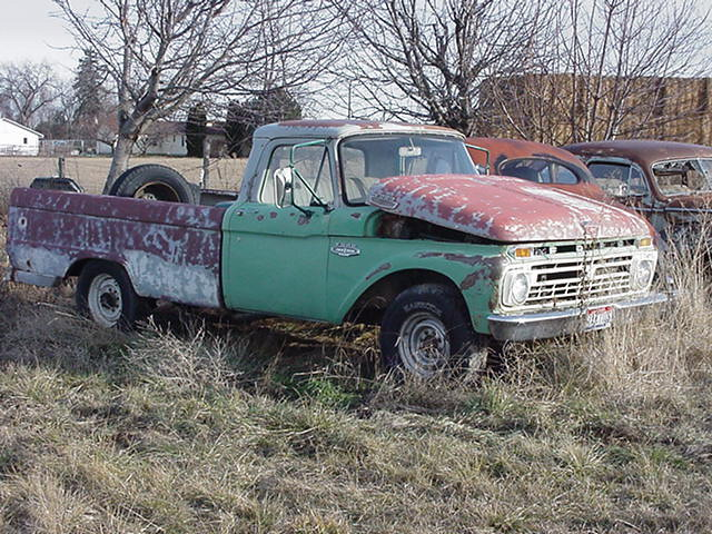 ford truck pickup