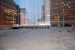 the lights (Paul Soulellis) Tags: nyc sept11 groundzero tributeinlight