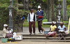 Maputo's botanic garden
