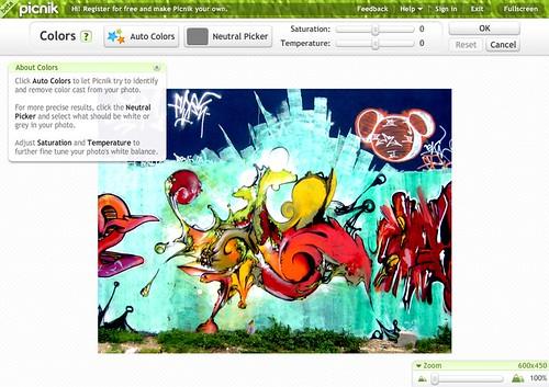 Thumb Flickr tendrá editor de fotografías y será con Picnik