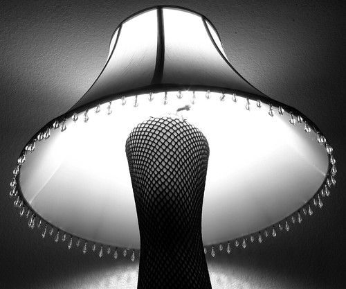 The Parts Of A Lamp Shade Ehow