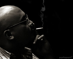Smoke (manfrommanila) Tags: mike canon photographer smoke indios myke tasa mamam flickrista bullish s3is bullish1974 manfrommanila cameranireuel