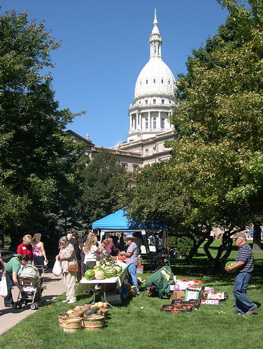 Farmers' Market at the Capitol