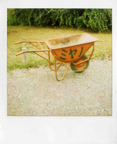 tokugawa wheelbarrow