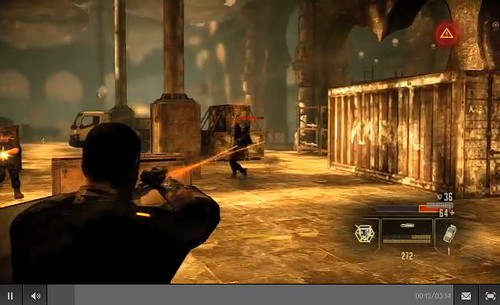 Alpha Protocol Game Trailers Preview
