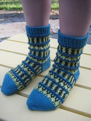 Fjordland Socks