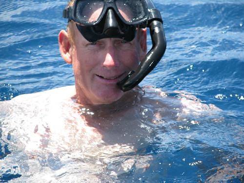 P swimming