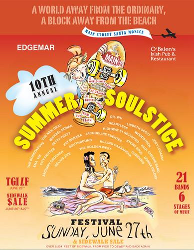 Summer Soulstice Santa Monica 2010