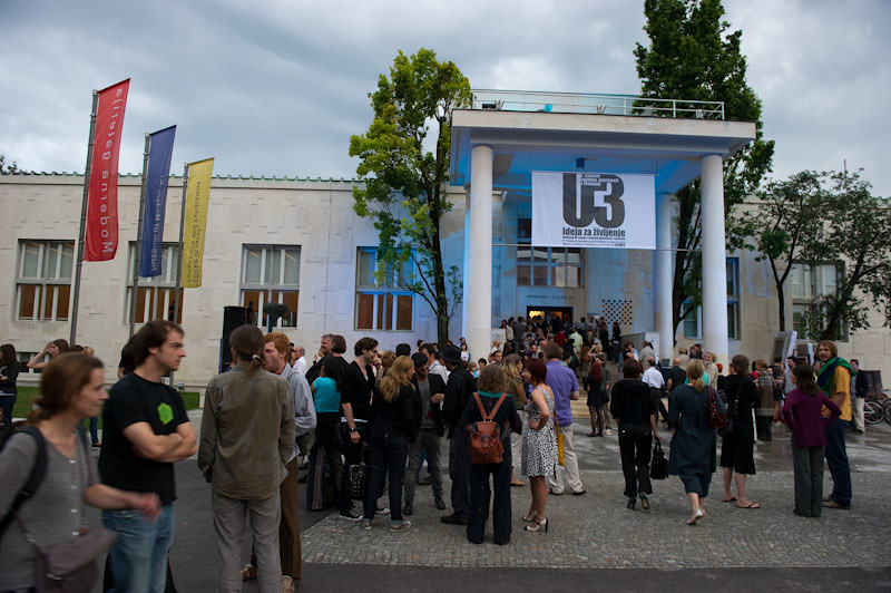U3 exhibition in Ljubljana 20100615_7499