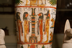 IMG_5161 (Chris Irie) Tags: egypt coffin rom royalontariomuseum cartonnage 22nddynasty djedmaatesankh