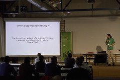 Bernhard on automated testing