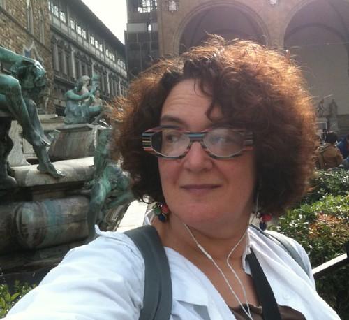 Outside Uffizi 1