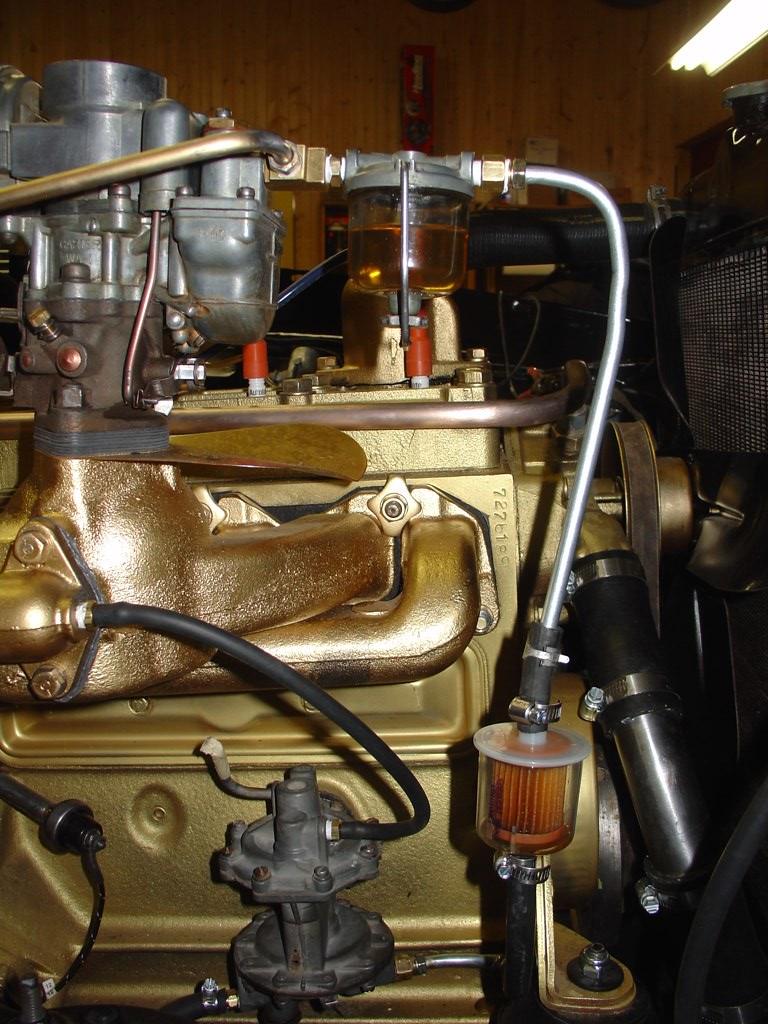 Fuel Pump/Filter/Sediment Bowl