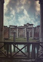 Teatro Marittimo (Stanca appena sveglia) Tags: rome roma hadrian adriano romans
