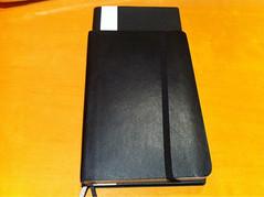 ほぼ日手帳WEEKS 2011年とモレスキンポケット
