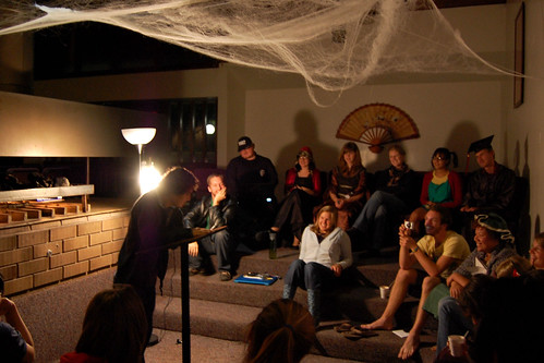Scary Story Event