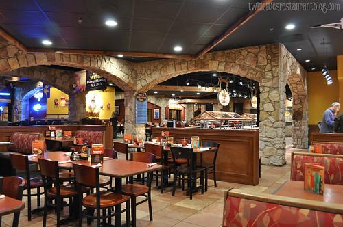 Inside bd's Mongolian Grill ~ Burnsville, MN