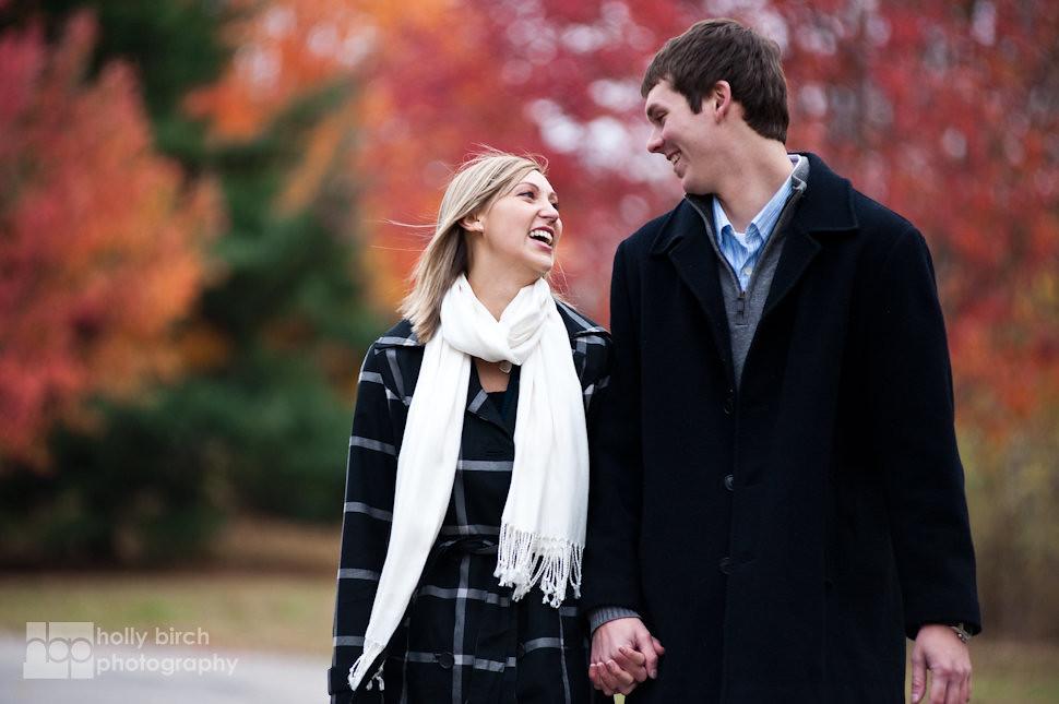 Danielle + Ben | Mahomet & Champaign engagement photography