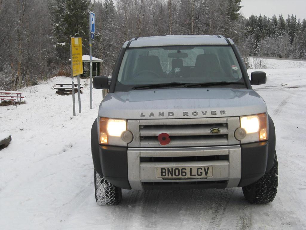 Landrover LR3