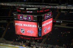 Puck Warning
