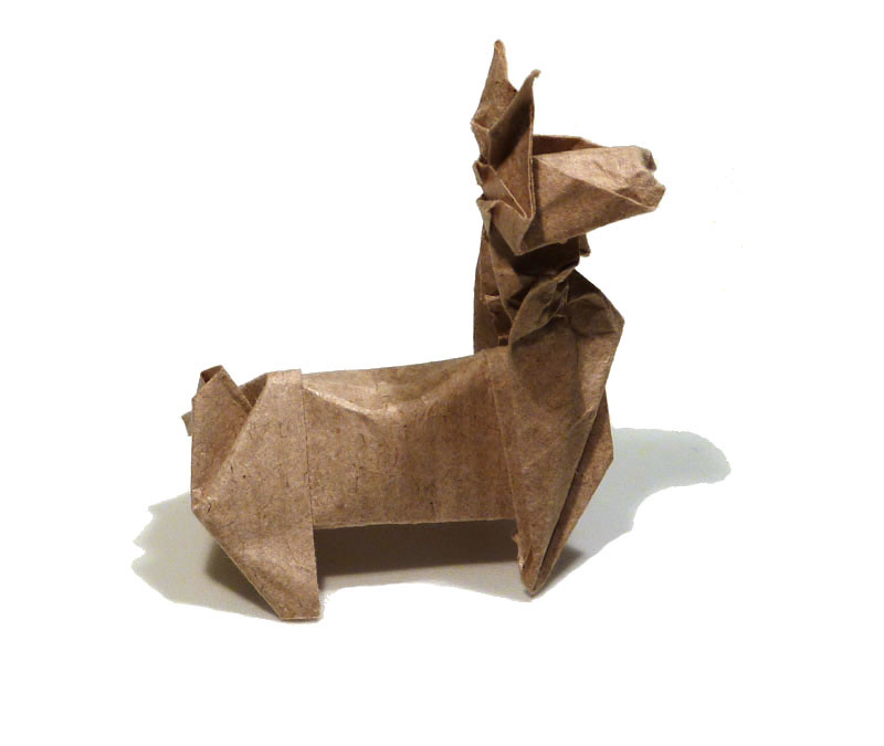 The Worlds Newest Photos Of Llama And Origami Flickr Hive Mind