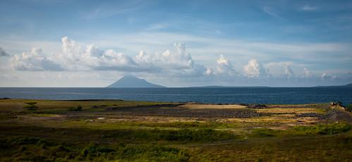 Vista de Bunaken desde Manado