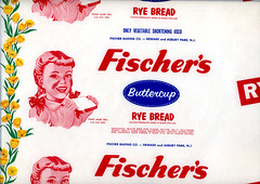 Fischer's Bread Wrapper