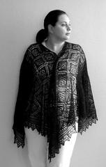 rose trellis shawl 4