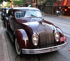 Kit Kittredge Location 2 - Cars (PDPhotography) Tags: toronto film car vintage movie kit kittredge