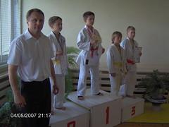 Lukas čŒiuželis penktas iš kairės