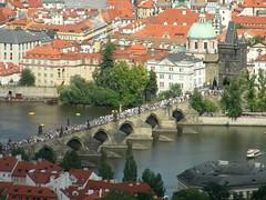 Karelsbrug (LeoKoolhoven) Tags: bridge prague praha czechrepublik brug praag 2007 tsjechi karelsbrug