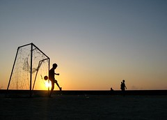 its a goal (ahmed (John)) Tags: sunset sky people net beach silhouette sunrise ball goal lagoon maldives peopleschoice anawesomeshot aplusphoto diamondclassphotographer flickrdiamond