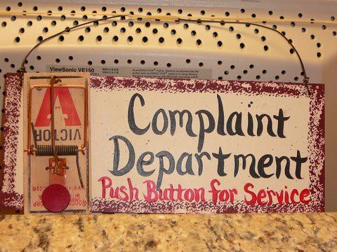 Local Complaint Dept.