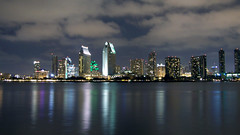 San Diego Skyline 2 - by >WouteR<
