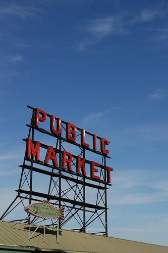 Pikes Public Market - Seattle, WA