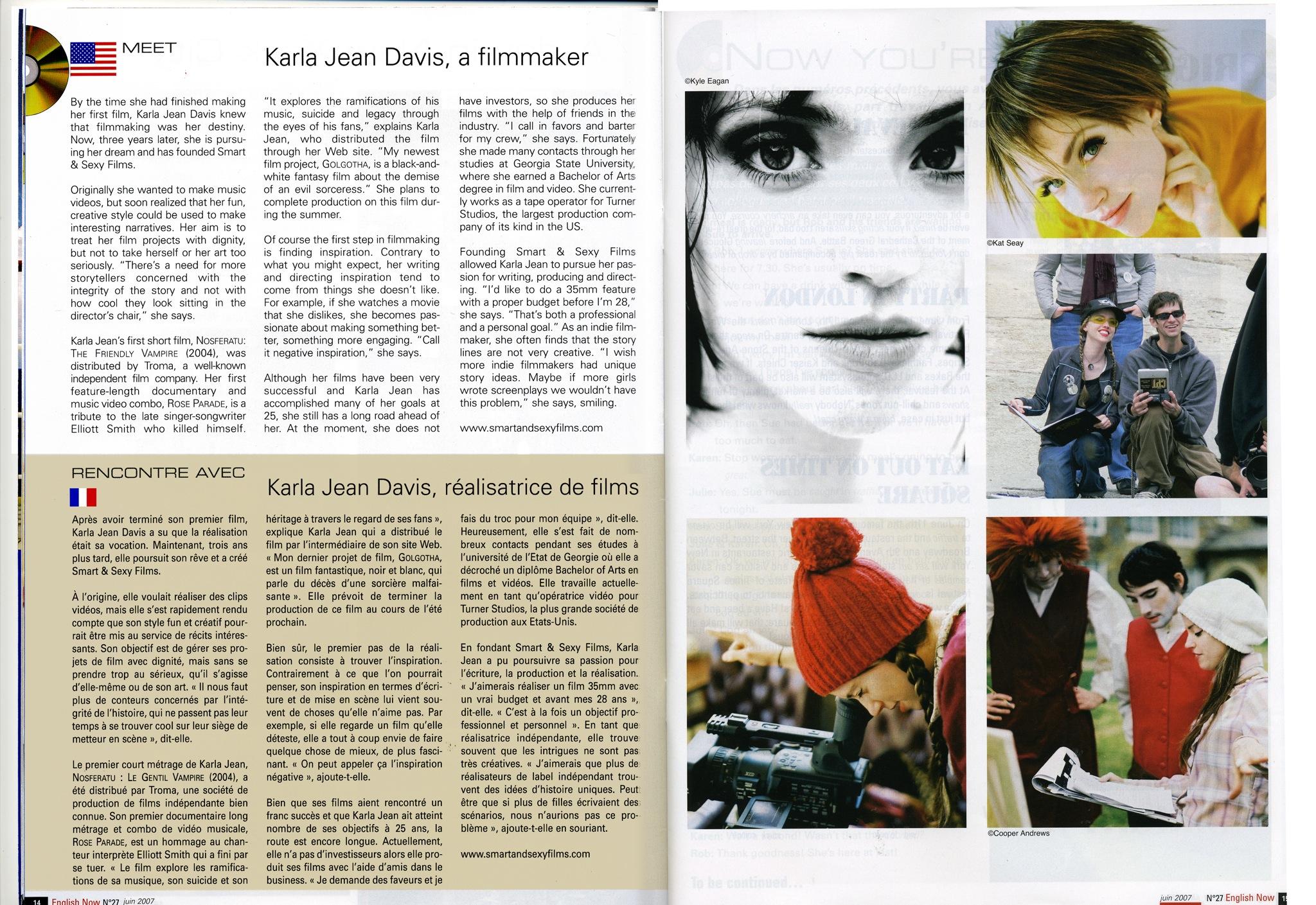 Go! English Magazine