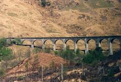 Glenfinnan Viaduct (Scotland) (twm1340) Tags: uk railroad bridge stone train scotland highlands rail railway glenfinnan railbridge