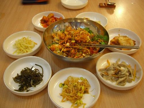 Korean Food in Uzbekistan