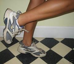 Nikes (Sneakerluvr) Tags: fetish freestyle nike sneaker reebok