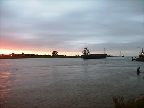Kings Lynn sunset 011