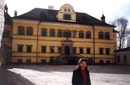 Hellbrunn Palace Salzburg