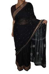 Black-Sari-2