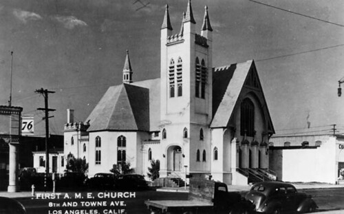 First African Methodist Episcopal Church