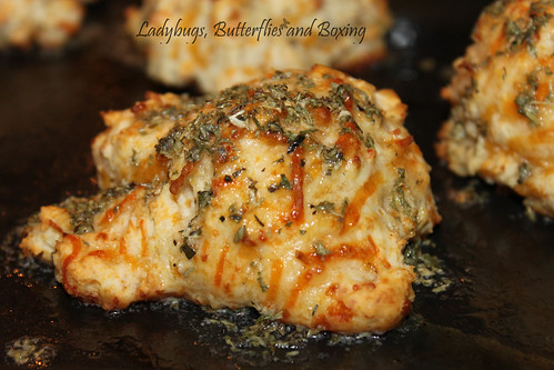 Cheddar Garlic Biscuits (2)
