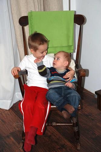 Andrei si Robert
