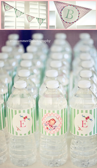 vintage baby shower collection 2