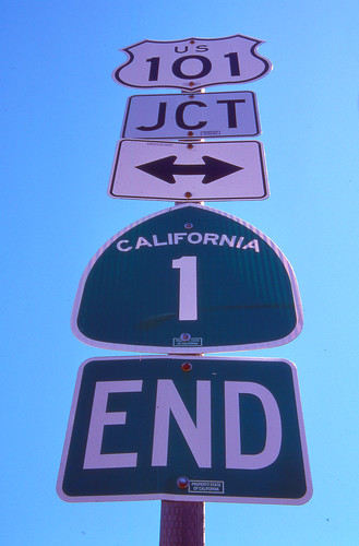 Day 252/365 - Crossroads